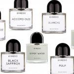 Niche perfumes II. – B, for Byredo