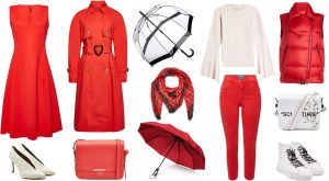 Chili pepper: red and  hot – an Autumn collection