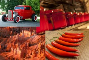 Color of the month: red – meaning and symbolism