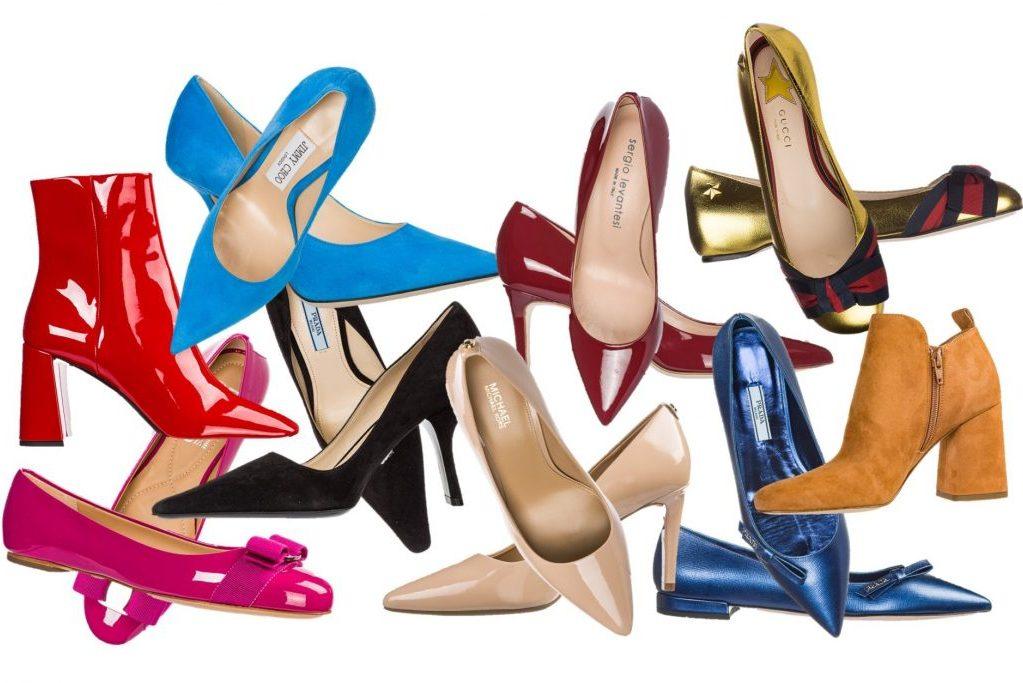 Shoes, shoes, shoes….