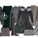 Greys and greens – how to wear?