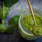Ruccola pesto – as we like it