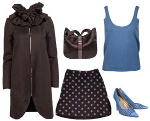 Brownie Blue – Autumn Outfit