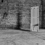 When reality walks through the door … I.